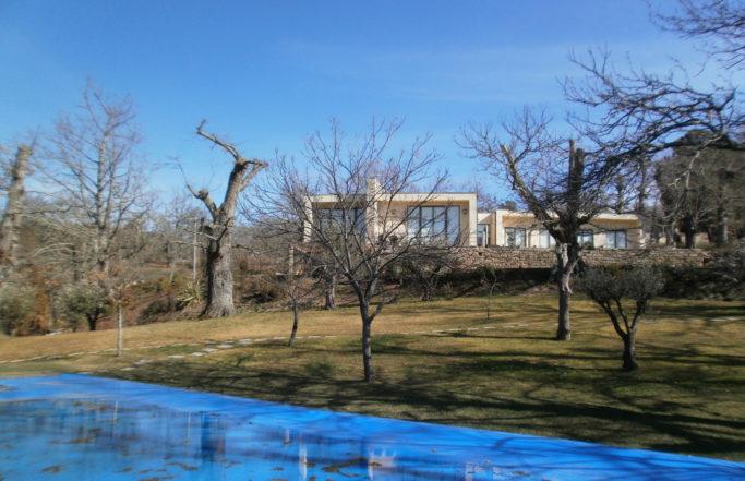Jardim de montanha em Penedono