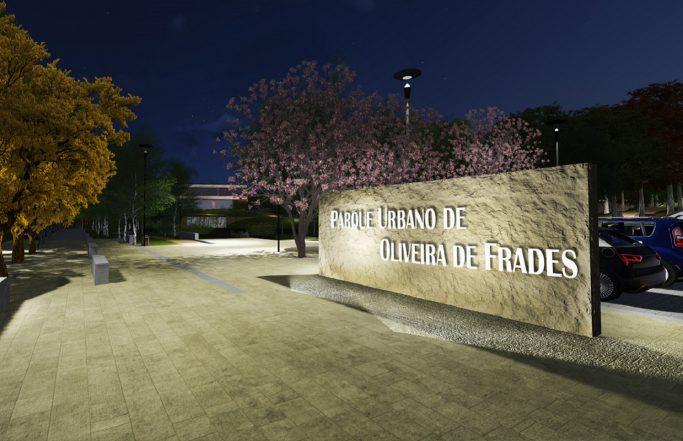 Parque Urbano Oliveira de Frades