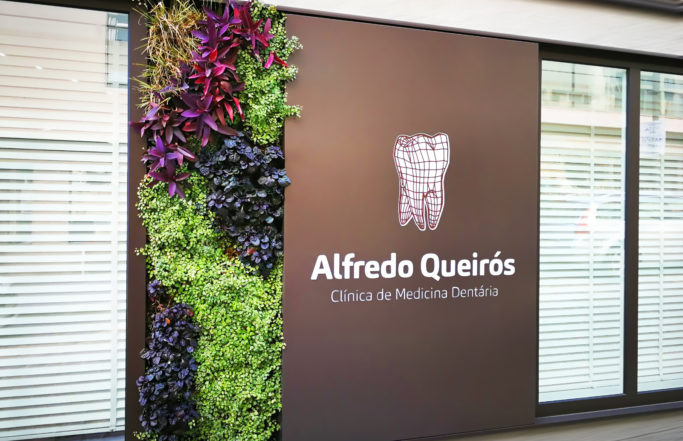 Parede Verde – Clínica Alfredo Queirós