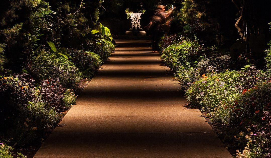 Iluminação de jardim – Como o fazer?